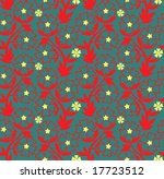 seamless background from a... | Shutterstock .eps vector #17723512