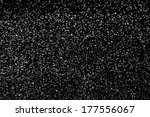 rain drops on a black background | Shutterstock . vector #177556067