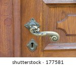 stylish door | Shutterstock . vector #177581