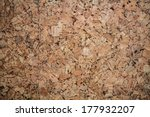 cork board  for backgrounds or... | Shutterstock . vector #177932207