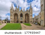 Peterborough Cathedral The...