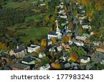 This Is An Aerial View Of The...