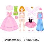 Dress Up Princess With...