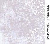 vector designed grunge paper... | Shutterstock .eps vector #178091837