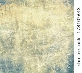 grunge scratched texture | Shutterstock . vector #178102643