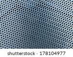 background metal surface... | Shutterstock . vector #178104977