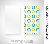 vector banner with different... | Shutterstock .eps vector #178558043
