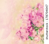 spring background  summer...   Shutterstock . vector #178704047