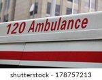 ambulance car part