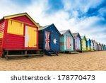 Brighton Beach Huts  Australia