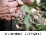Dirty Hand Ukrainian Peasant...