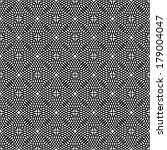 abstract seamless vector pattern | Shutterstock .eps vector #179004047