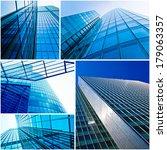 office buildings.   Shutterstock . vector #179063357