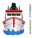 transport icon | Shutterstock . vector #179168837