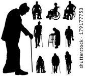 asistencia,silla,discapacidad,desactivado,ancianos,abuelo,abuela,cuidado de la salud,lesiones,recuperación,senior,palillo,silla de ruedas