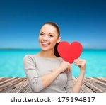 happiness  love and health... | Shutterstock . vector #179194817