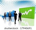 business people | Shutterstock .eps vector #17940691