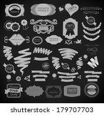 premium quality  guarantee... | Shutterstock . vector #179707703