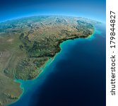 Highly Detailed Planet Earth I...