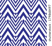 seamless geometric chevron...   Shutterstock .eps vector #179868497