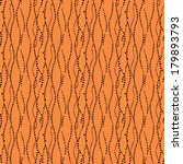 seamless dotted pattern on... | Shutterstock . vector #179893793