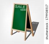 chalkboard for represent... | Shutterstock .eps vector #179938517