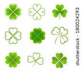 tiza,dibujado,fortuna,hierba,feliz,suerte,norte,patricio,tradición