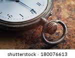 close up view of the gears and... | Shutterstock . vector #180076613