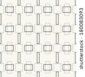 seamless pattern  stylish... | Shutterstock .eps vector #180083093