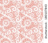 lace seamless pattern with... | Shutterstock . vector #180107843