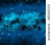 background of milky way space... | Shutterstock . vector #180242213