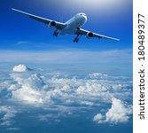 ready for landing | Shutterstock . vector #180489377