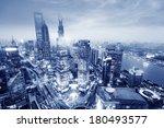 shanghai lujiazui financial... | Shutterstock . vector #180493577
