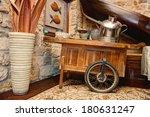 Decorative Vintage Wooden Cart...