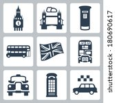 Vector Great Britain  London...