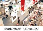 arts gallery panoramic... | Shutterstock . vector #180908327