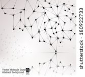 abstract molecule   dna  ...   Shutterstock .eps vector #180922733