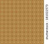 seamless circular pattern. | Shutterstock .eps vector #181022573