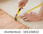 repair  building and home... | Shutterstock . vector #181136813