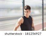 summer sport | Shutterstock . vector #181256927