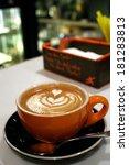 coffee   Shutterstock . vector #181283813