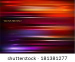 abstract background with... | Shutterstock .eps vector #181381277