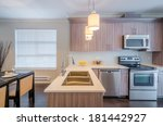 modern  bright  clean  kitchen