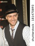 Постер, плакат: Justin Timberlake at Verizon