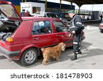 odessa   april 23  customs... | Shutterstock . vector #181478903