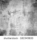 texture of old grunge rust wall  | Shutterstock . vector #181545833
