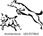 agility,canine,dog,domestic,illustration,jump,pet,run,sport,training,vector