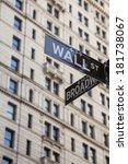 Wall Street Sigh