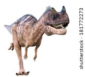 Ceratosaurus Running