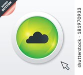 cloud sign icon. data storage...